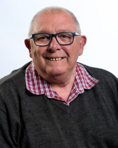 Cllr Geoff Graham